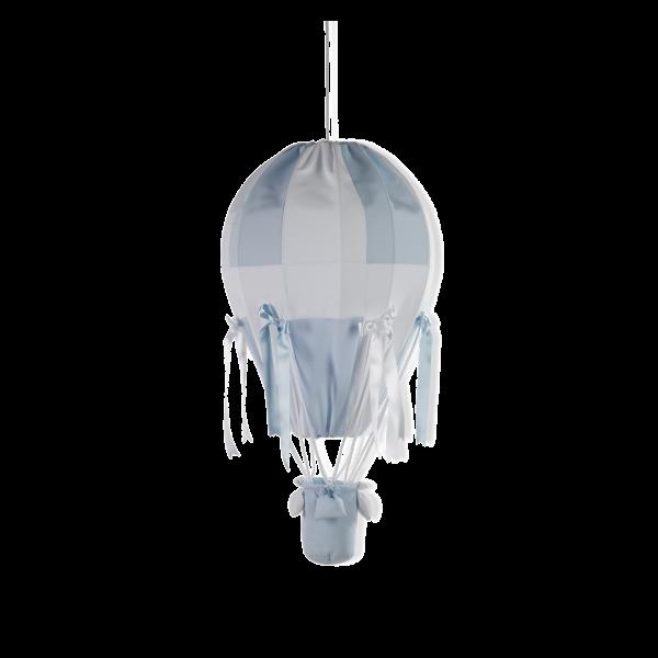 lampadario mongolfiera Marina Dal Santo