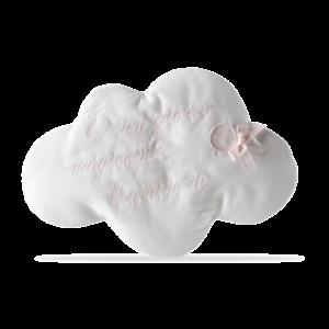 fiocco nascita sagoma nuvoletta