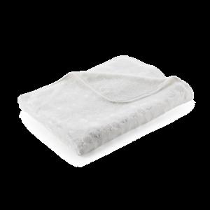 Coperta morbida con stampa Fiocchi di neve